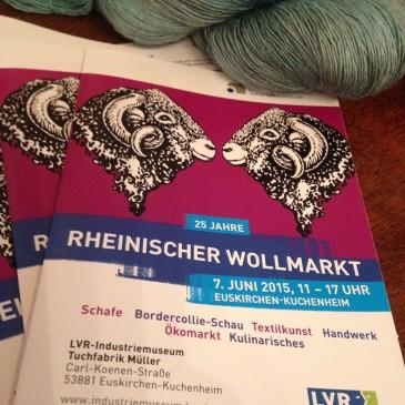 Rheinischer Wollmarkt Euskirchen 2015